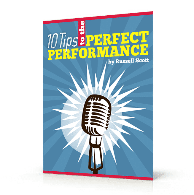 10 Tips to the Perfect Performance